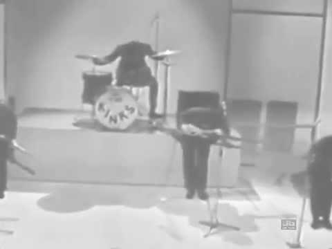The Kinks - You Really Got Me (Shindig)