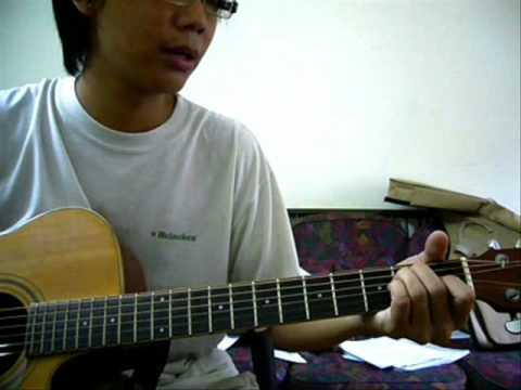 I WIll Be Here Instructional - Steven Curtis Chapman (Daniel Choo)