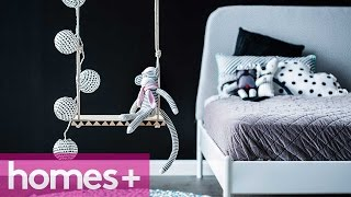 Diy Project: Decorative Play Swing - Homes+
