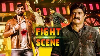 Balakrishna Best Action Scene | Best Dialogue Scene | South Indian Hindi Dubbed Best Action Scenes