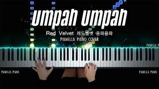 Umpah Umpah (음파음파) - Red Velvet (레드벨벳) Piano Cover 피아노 커버