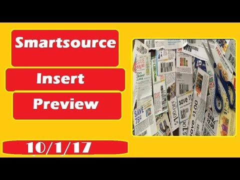 smartsource coupon preview