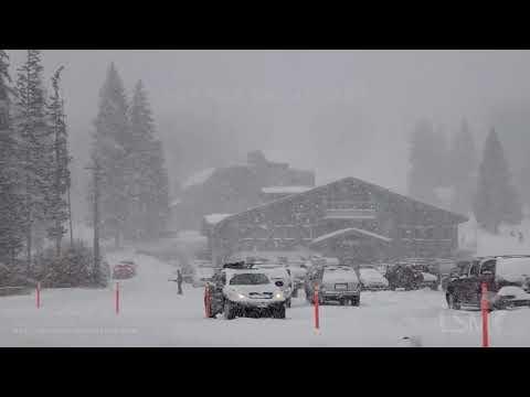11-27-2019 Brighton, Utah Heavy Snowfall