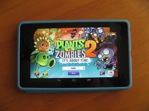 Plants vs. Zombies 2 - Hry pro Android #42 (Nexus 7)