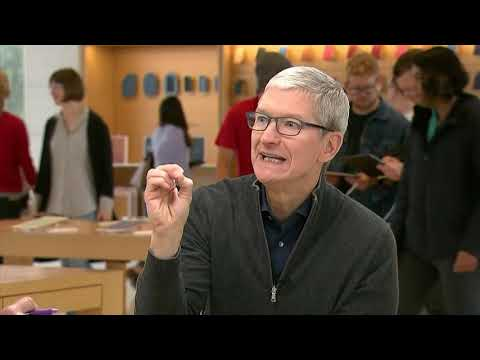 Apple CEO Tim Cook talks China, Wall Street and innovation | Mad Money | CNBC