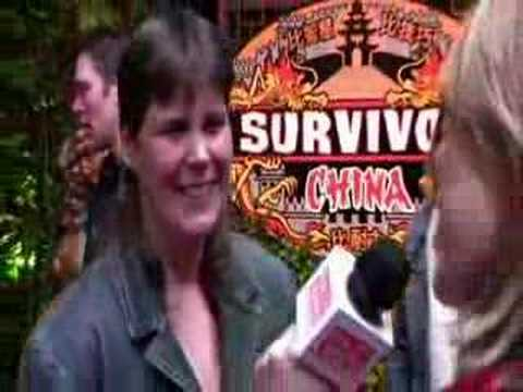 Interview with Denise Martin Of Survivor China