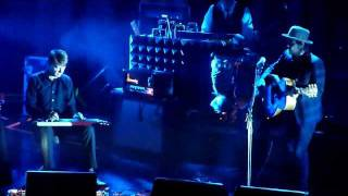 """Wilco, """"Poor Places"""", Overture Hall, Madison, WI, October 5, 2011"""
