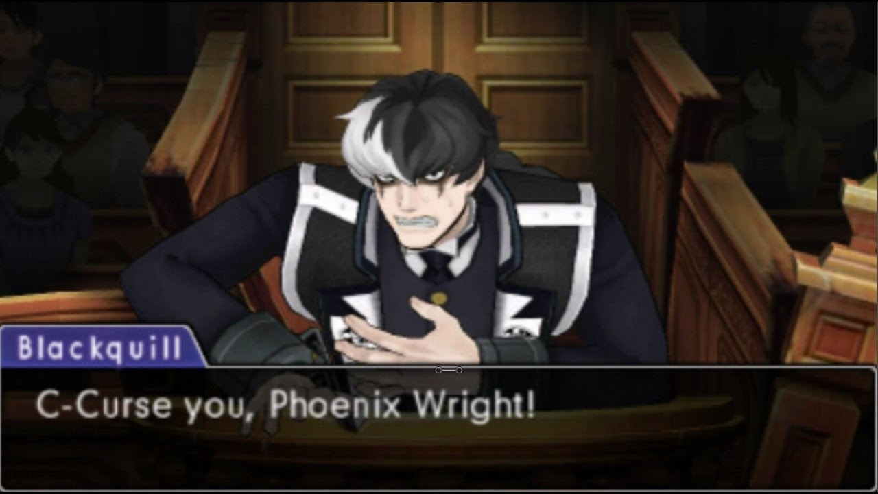 Phoenix Wright: Dual Destinies (English, Blind) - Turnabout for Tommorow (Case 5) Part 2