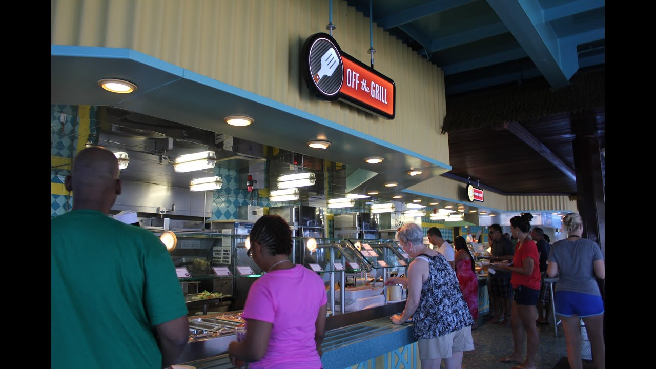 Carnival liberty buffet pictures