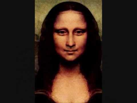 smile like mona lisa