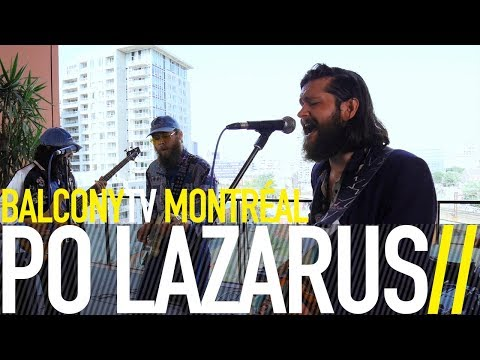 PO LAZARUS - BODY LUV (BalconyTV)