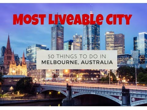 Melbourne,  Worlds most Liveable City....... Must watch!!!!
