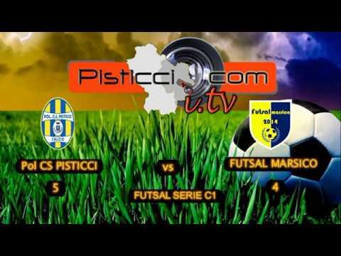 Pisticci - Futsal Marsico 5 - 4Gli highlights dell...