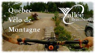 L'Itinéraire parfait pour Intermédiaire...à Vallée Bras-Du-Nord