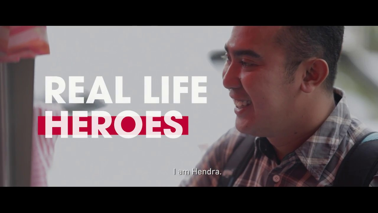 [Anakita Studio] AIA REAL LIFE HEROES - HENDRA, BANCASSURANCE CONSULTANT