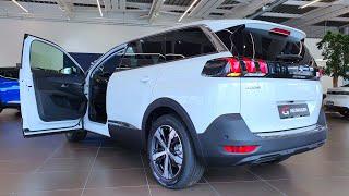 New Peugeot 5008 Allure 2020 | 7 Seater | Review Interior Exterior