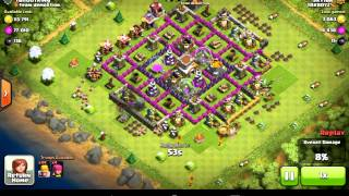 Clash Of Clans 181 Level 5 Barbarians!