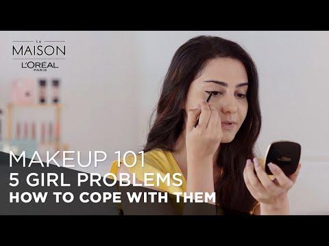 5 Makeup Hacks for Girl Problems ft. Simmy Goraya | Get Flawless Skin | L'Oréal Paris