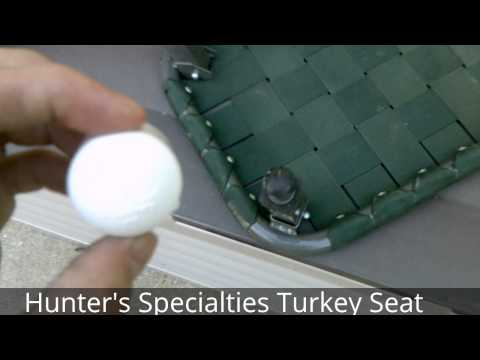 Turkey Seat/Chair Alteration