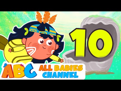 Ten Little Indians | Nursery Rhymes For Children & Kids Songs | Songs For Children