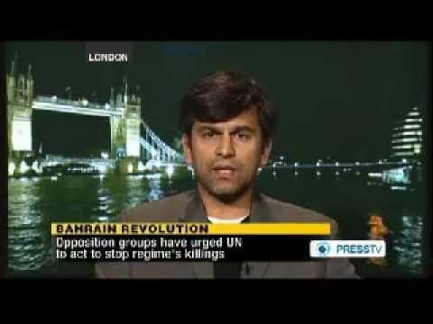 PressTV - Bahrain serves US, UK imperial interests