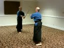 Kenjutsu Practice - Chris and Charlie 20080830