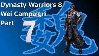 english dynasty warriors 8 wei campaign battle of xia pi xiahou dun