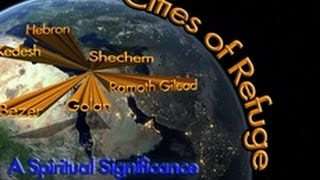 the hebrew cities of refuge the facts and spiritual significance