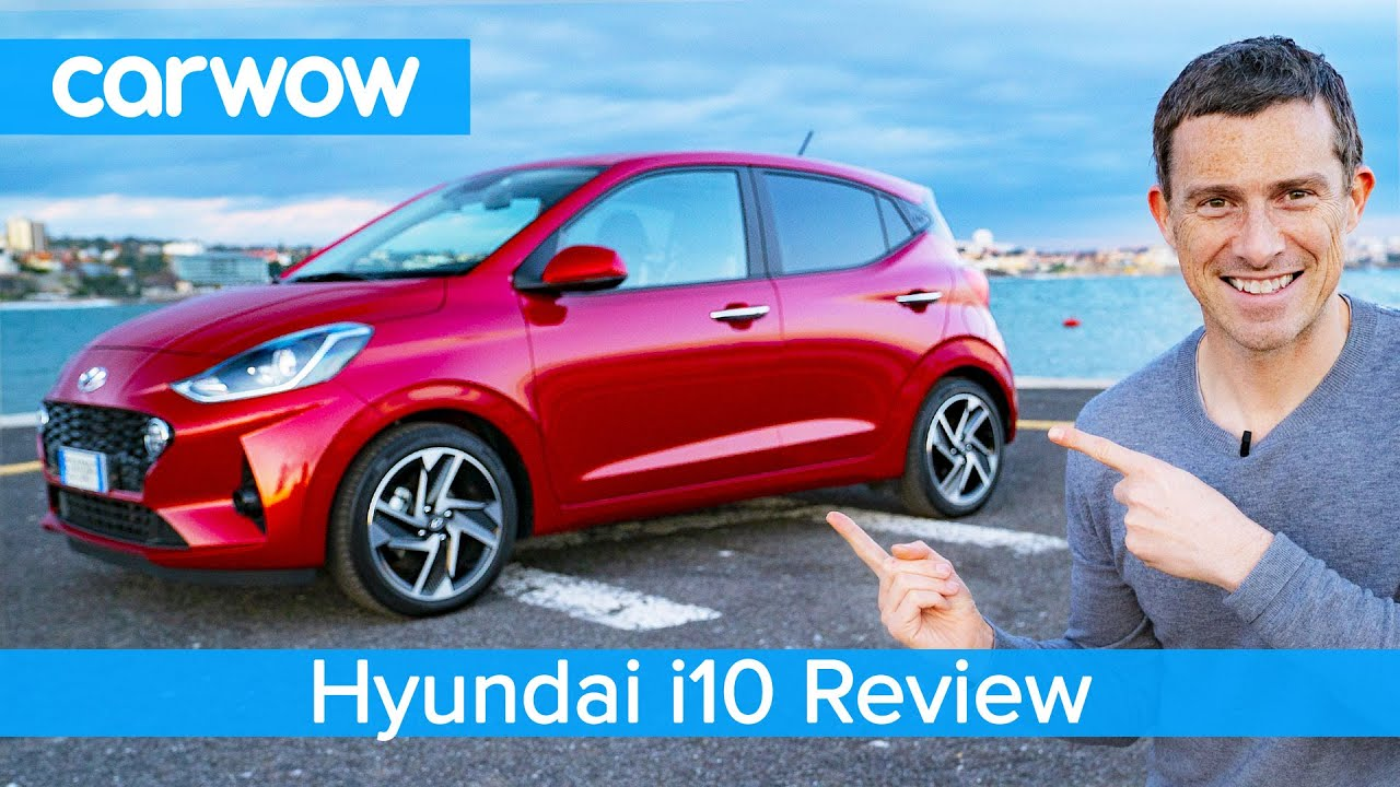 You won't believe WHY the new Hyundai i10 is so fun! Review