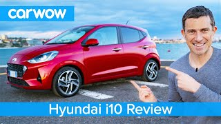 Hyundai i10 2020 in-depth review