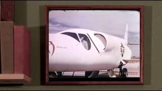 AIRAILIMAGES FEATURED PROGRAM - Douglas X-3 Stiletto