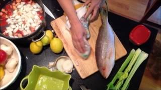 Kakavia- Greek Fisherman Stew Week 3.wmv