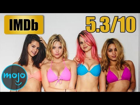 Top 10 Good Movies with Bad IMDb Ratings
