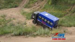 Вахтовий автобус Камаз 43501 Берлога виробництва ДП ГВРР