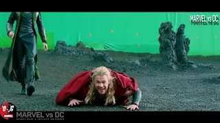 Marvel And Superhero Bloopers That Make The Movies Even More Fun - Fun Superhero Actors