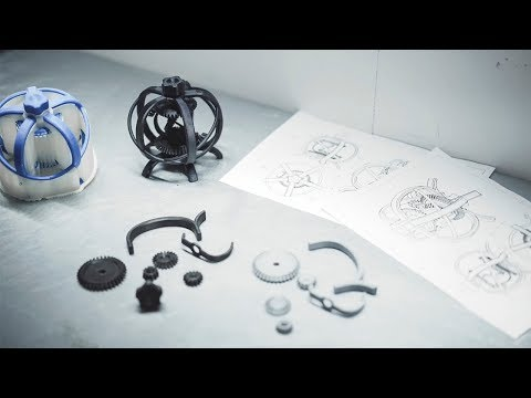 A 3D Printer for Rapid Prototyping of Moving Mechanisms