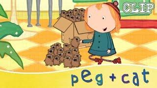 peg cat we miss the pig