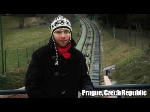 Funicular Railway - Prague, Czech Republic