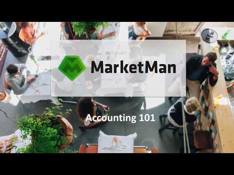 MarketMan Accounting 101 Webinar