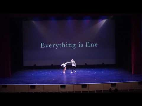 Big Ideas Dance Show 2017   For Anyone Suffering with Depression