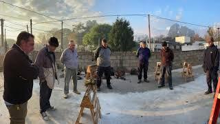 Punta de Rieles Church Construction and Dedication