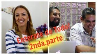 2nda Parte Entrevista a Bonita Hair Do / Enterate de Todo / Bonita Hair Do