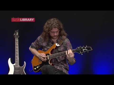Paul Gilbert Scarified  Performance Lick Library