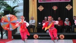 MCAO 三人舞《欢乐草原》2012年1月21日
