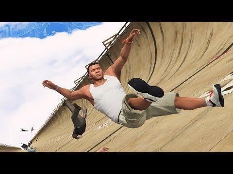 gta-5-funny-ragdolls-&-realistic-animations-(mod)