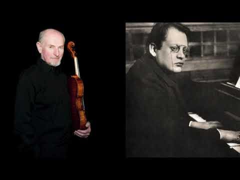 Max Reger – Viola Suite No. 3 | Michael Zaretsky, Viola