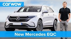 Mercedes new Tesla beater - all you need to know about the EQC electric SUV | carwow