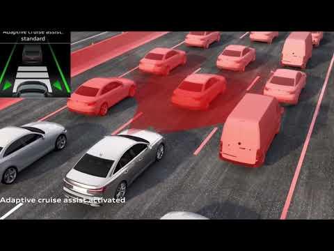 2019 Audi A6   intelligent Drive
