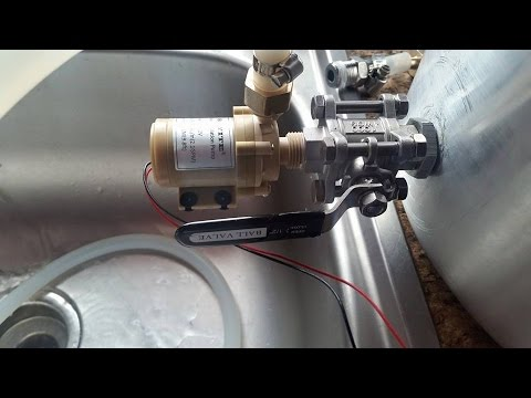 Home Brew Wednesday #7 - Pump it up!