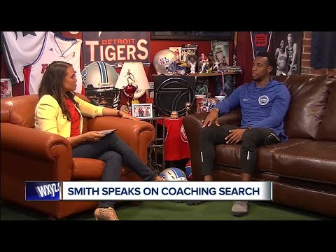 Ish Smith shares thoughts on Pistons coaching search
